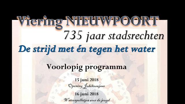 Programma Nieuwpoort 735