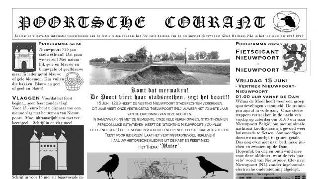 Poortsche Courant 2018-2019