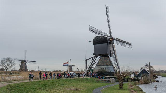 Educatief uitje Kinderdijk-20190306